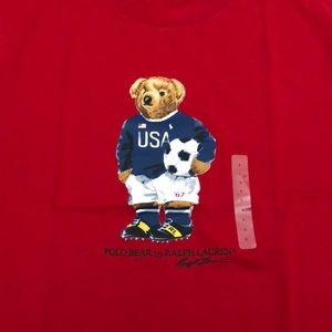 fbaac40bc Polo by Ralph Lauren Shirts - Men s polo Ralph Lauren Teddy Bear t shirt
